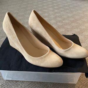 JCrew Wedge shoe